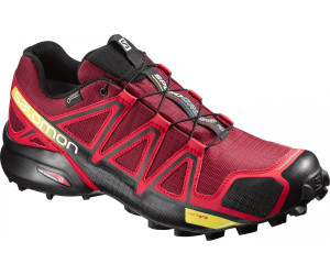 SALOMON Speedcross 4 GTX AsphaltBlackBright RED