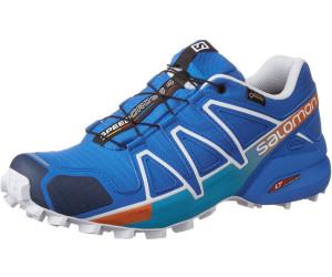 Salomon Speedcross 4 GTX bright blueunion bluewhite ab 129