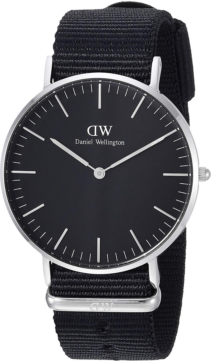 Daniel Wellington Classic Black Cornwall Lady (...