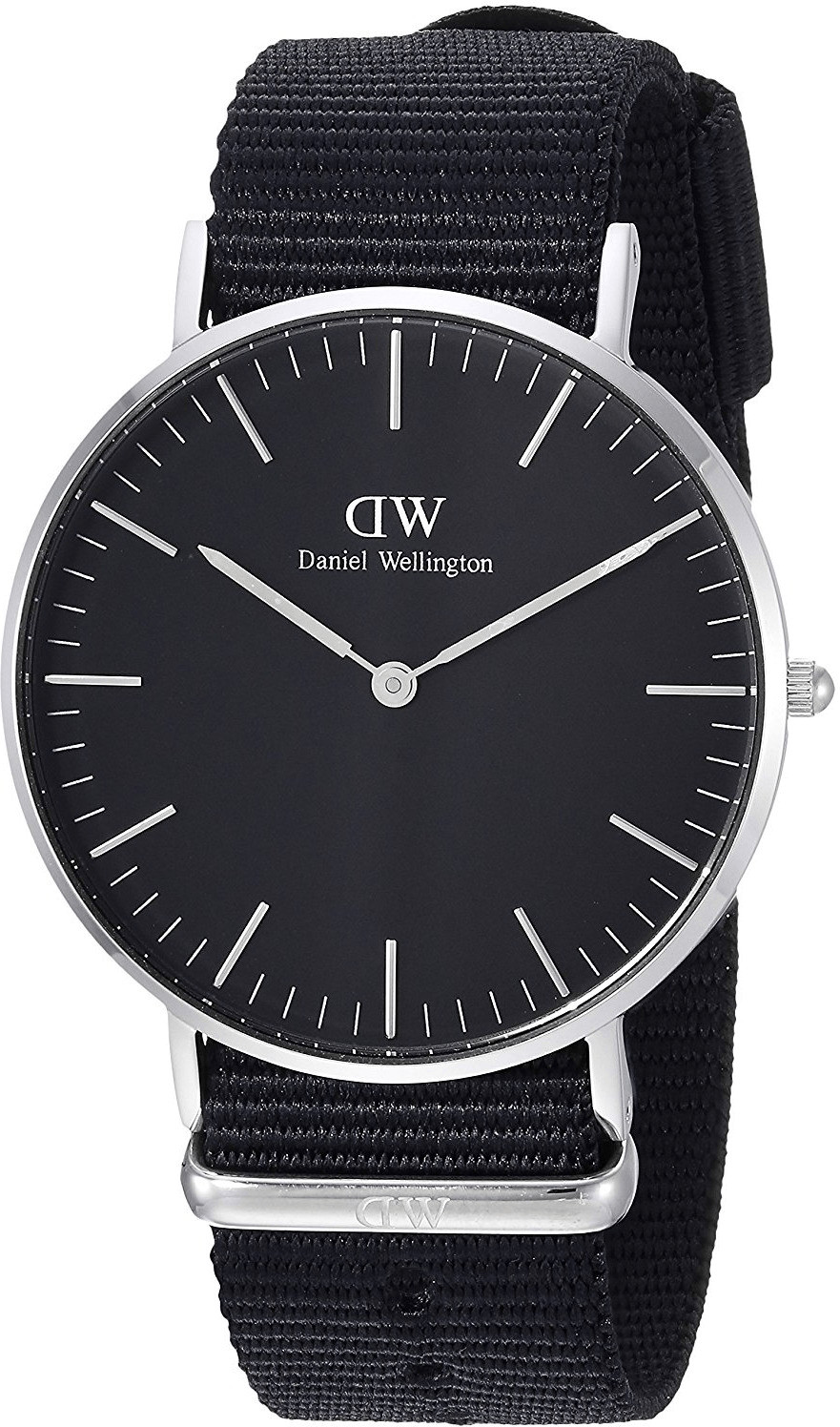 Daniel Wellington Classic Black Cornwall Lady