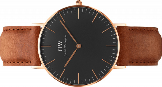 Daniel Wellington Classic Black Durham 36 mm (D...