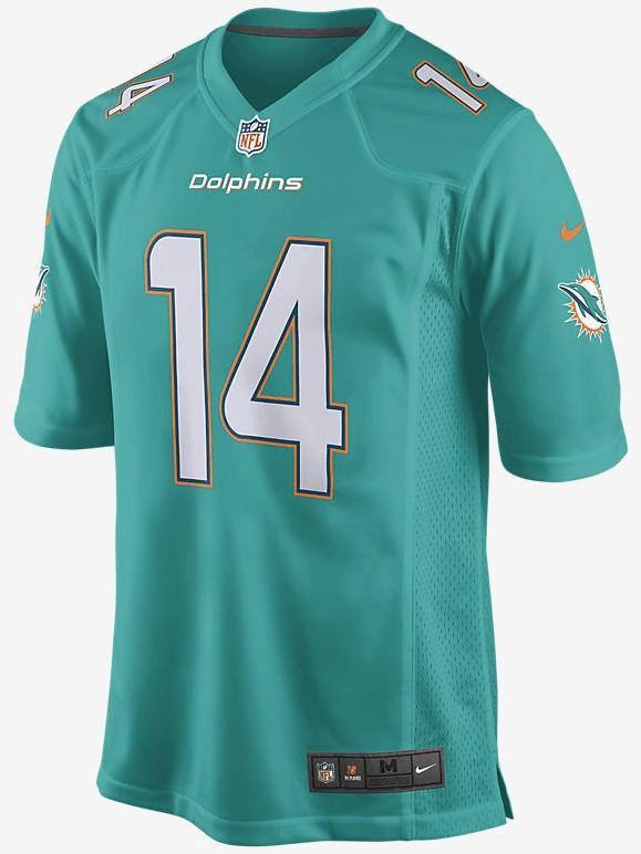 Nike NFL Miami Dolphins Trikot