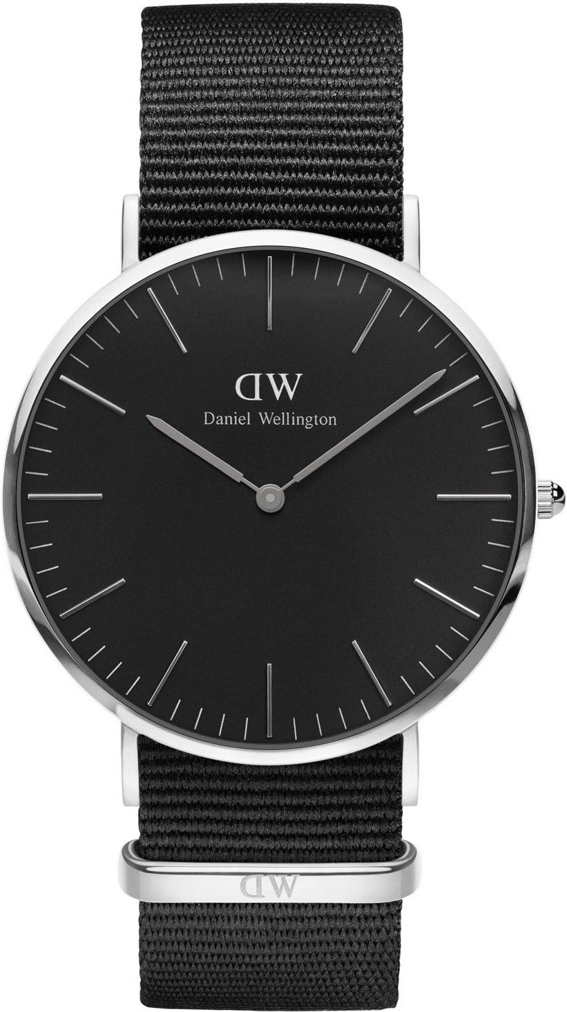 Daniel Wellington Classic Black Cornwall (DW001...