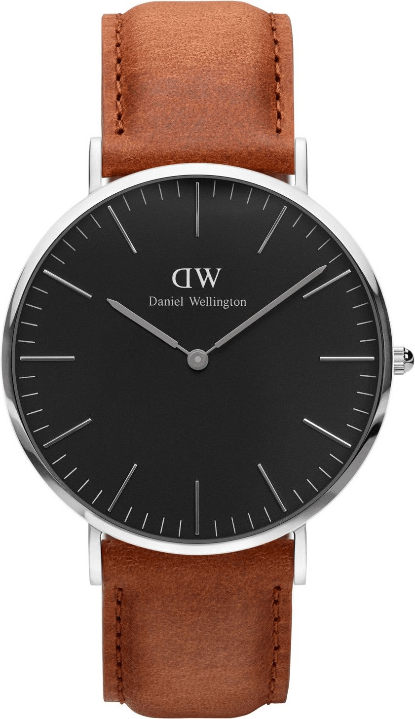 Daniel Wellington Classic Black Durham 40 mm (D...