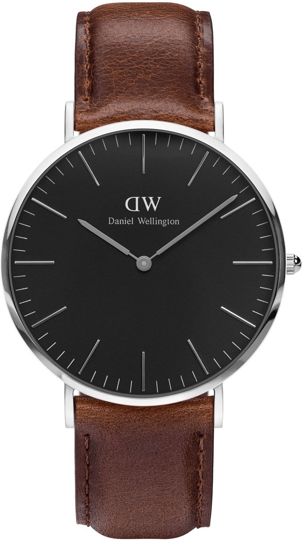 Daniel Wellington Classic Black Bristol (DW0010...