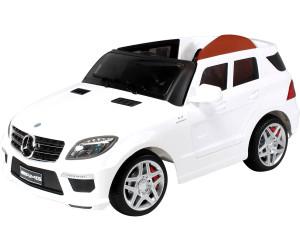actionbikes kinder elektroauto mercedes ml63 lizenziert ab 269 00 preisvergleich bei. Black Bedroom Furniture Sets. Home Design Ideas