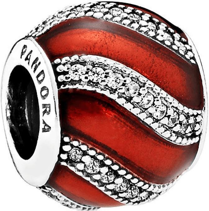 Pandora Weihnachtsornament (791991EN07)