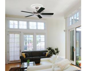 Westinghouse Deckenventilator ohne Licht Cyclone 132 cm für Räume bis 25  m²