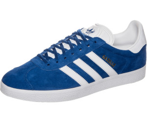 Adidas Gazelle collegiate royal/white/gold metallic au ...