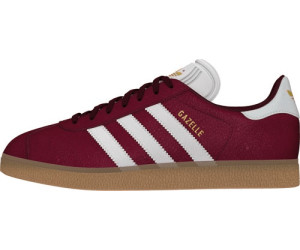 Adidas Gazelle Maroon/White/Gold Metallic