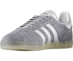 buy adidas gazelle mid gray white metallic silver sld from. Black Bedroom Furniture Sets. Home Design Ideas