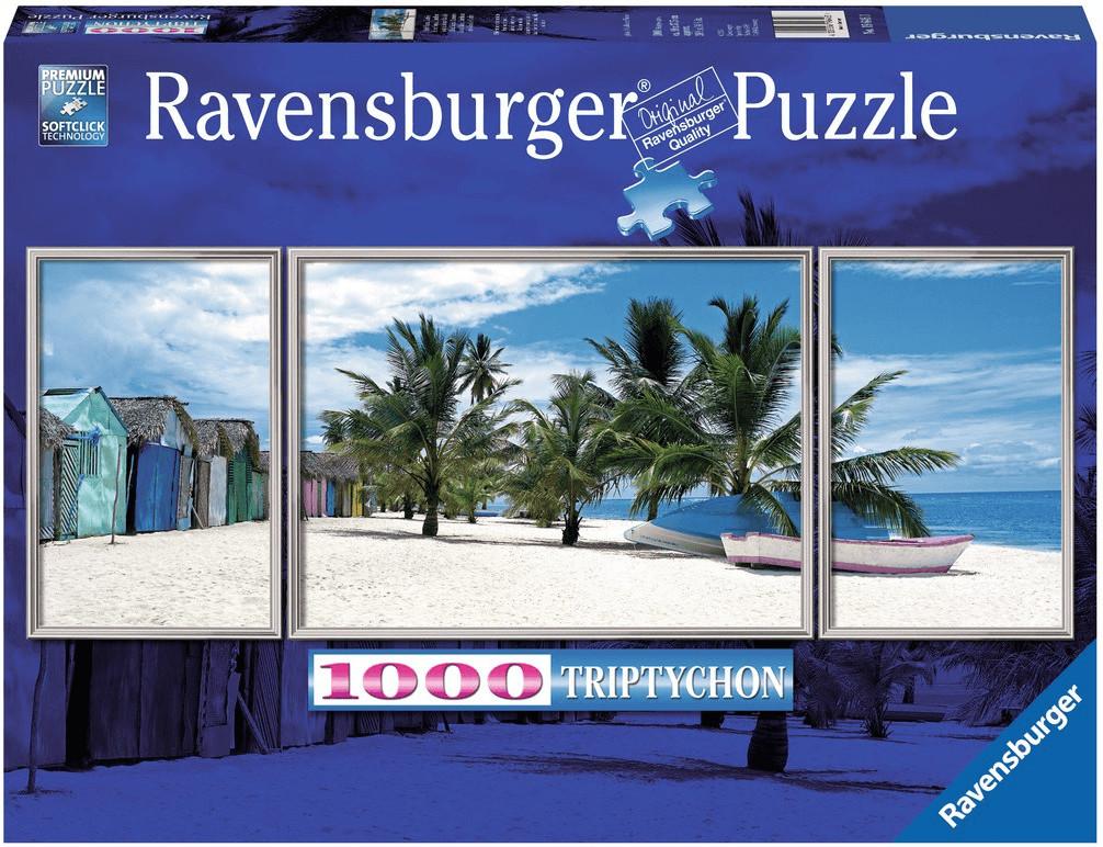 Ravensburger Insel Saona, Karibik