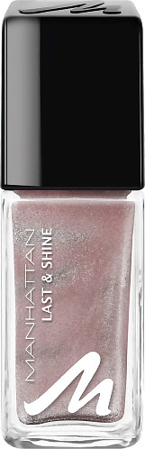 Manhattan Last & Shine Nail Polish - 470 On The...