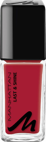 Manhattan Last & Shine Nail Polish - 615 Be My ...