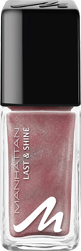 Manhattan Last & Shine Nail Polish - 530 Party ...