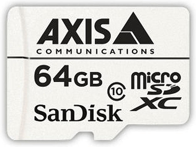 Image of Axis Surveillance microSDXC 64GB (5801-951)