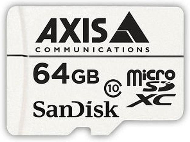 Image of Axis Surveillance microSDXC 64GB