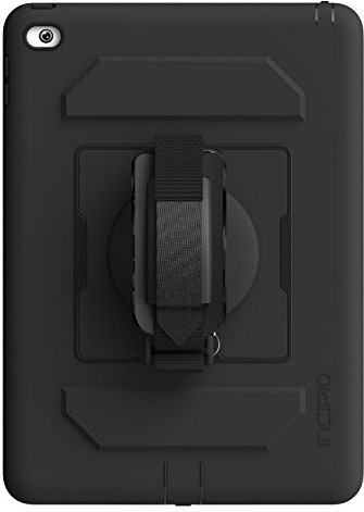 Image of Incipio Capture Rugged Case iPad Air 2 black (IPD-261-BLK)
