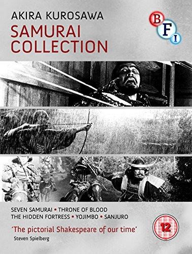 Image of Kurosawa: the Samurai Collecti [Blu-ray]