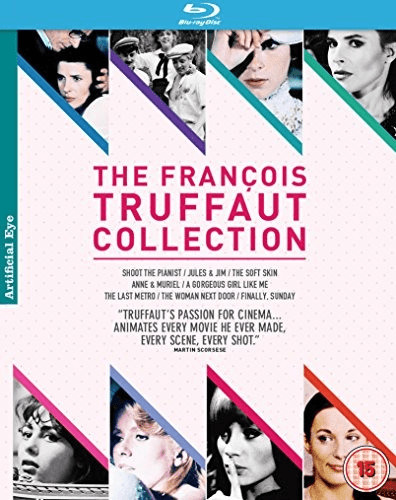 Image of The Francois Truffaut Collection [Blu-ray]