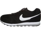 new styles 33d61 703f6 Nike MD Runner 2 GS black white wolf grey