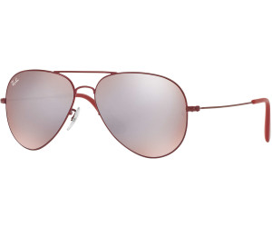 9ad4e9c0ef7 Ray-Ban RB3558 9017 B5 (bordeaux pink-silver mirror) desde 99