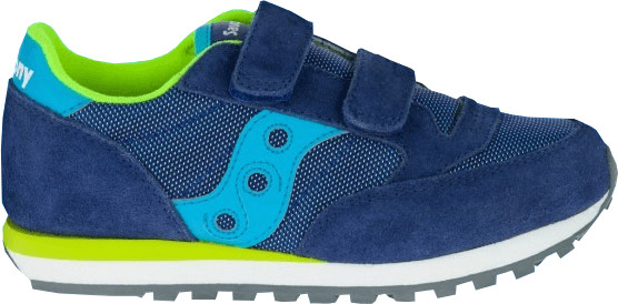 Saucony Jazz Double Hl Kids blue/citron