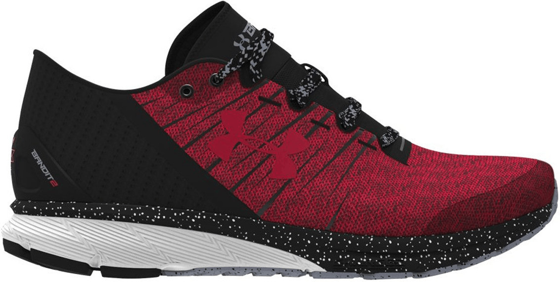 Image of Under Armour Charged Bandit 2 red/black