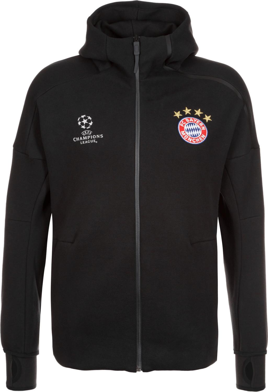 Adidas FC Bayern München Anthem Z.N.E. Kapuzenj...