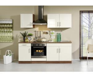 Held Möbel Nevada Küchenzeile mit Elektrogeräten (210 cm) ab ...