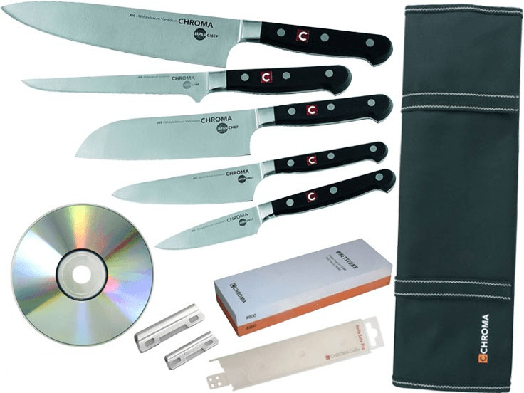 Chroma Azubi Messer-Set 10 tlg.