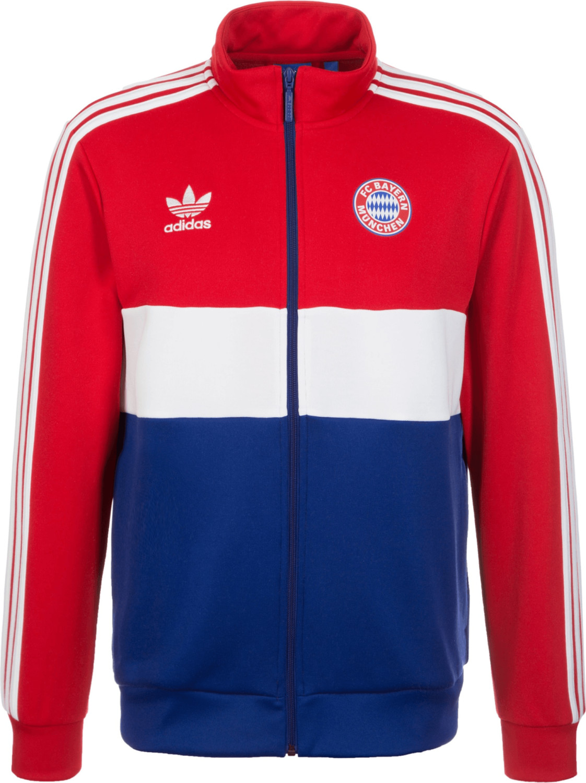 Adidas FC Bayern München Originals Track Jacke