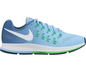 7,5 Nike WMNS Air Zoom Pegasus 33 -lava glow/polarized blue