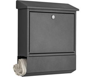 heibi briefkasten mit zeitungsfach 43817 ab 69 30. Black Bedroom Furniture Sets. Home Design Ideas