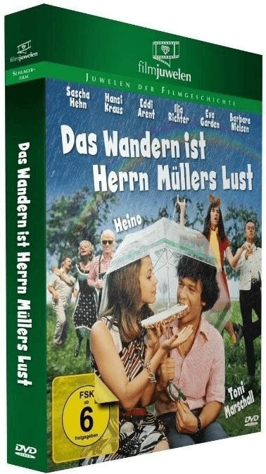 Das Wandern ist Herrn Müllers Lust (Fernsehjuwelen) [DVD]