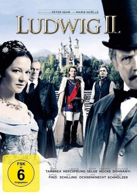 Ludwig II. (Ludwig, der 2. / Ludwig, der Zweite) [DVD]