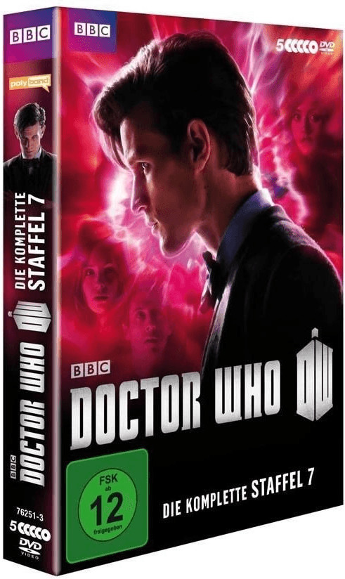 Doctor Who - Staffel 7 Komplettbox [DVD]