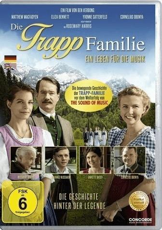 Die Trapp Familie - Ein Leben für die Musik [DVD]