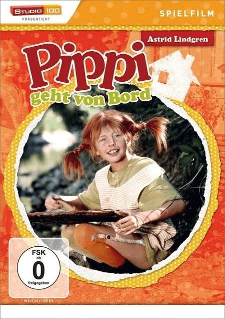 Pippi geht von Bord [DVD]