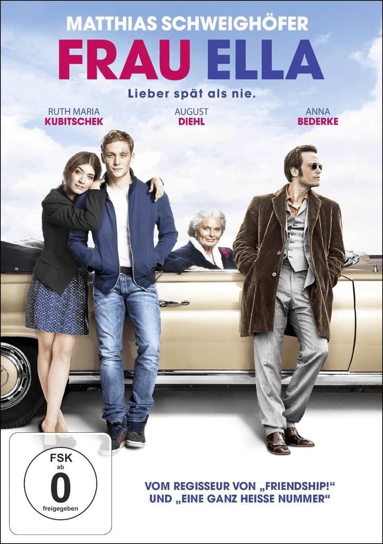 Frau Ella [DVD]