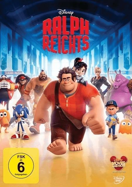 Ralph Reichts [DVD]