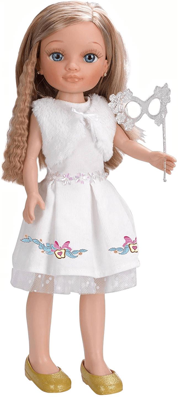 Famosa Nancy - 3 vestidos de cuento con muñeca
