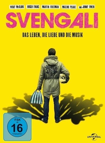 Svengali - Das Leben, die Liebe und die Musik [DVD]