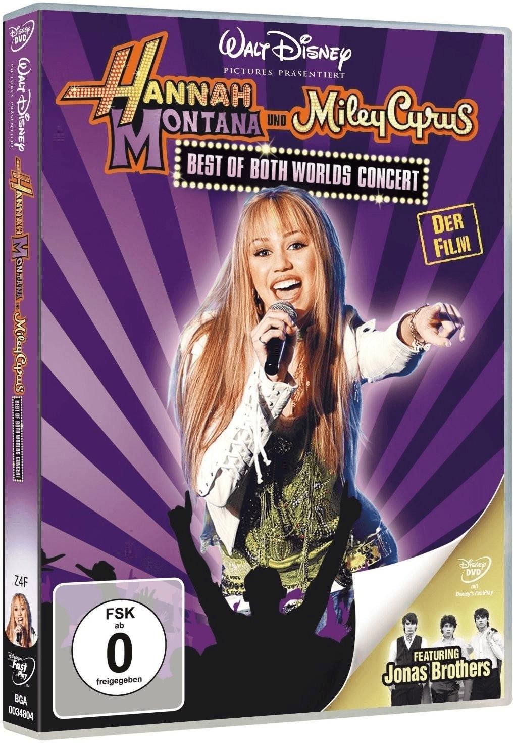 Hannah Montana & Miley Cyrus - Best Of Both Wor...