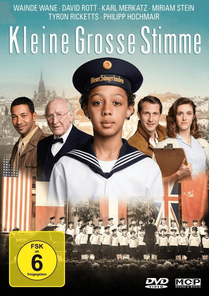 Kleine Grosse Stimme [DVD]