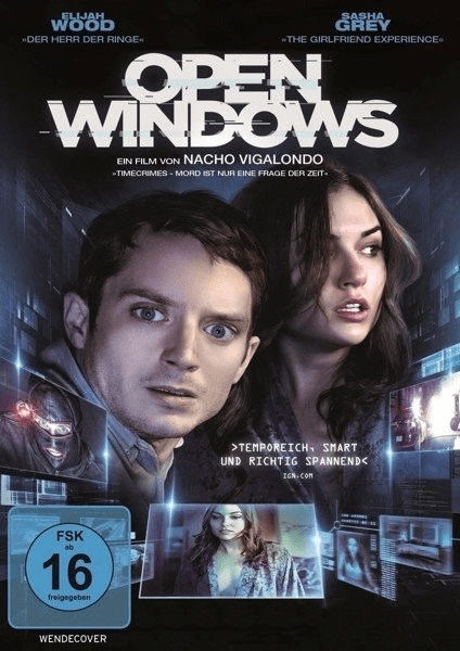 Open Windows [DVD]