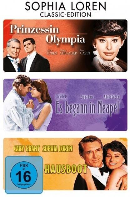 Sophia Loren Classic Edition: Prinzessin Olympi...