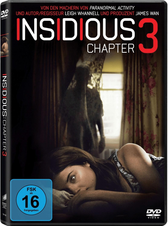 Insidious: Chapter 3 [DVD]