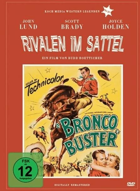 Rivalen im Sattel (Western Legenden #30) [DVD]