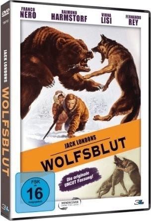 Jack Londons Wolfsblut (uncut) [DVD]